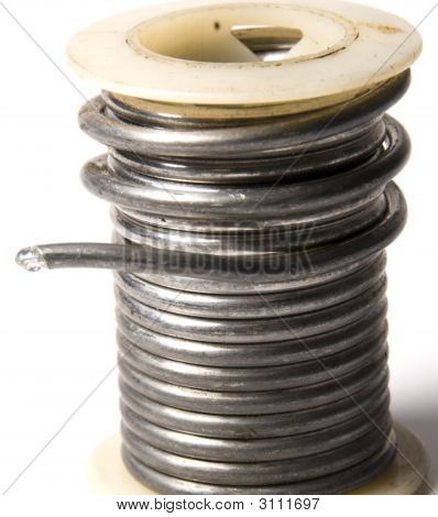 Spool Of Solder