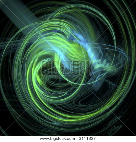 Swirling Galaxy