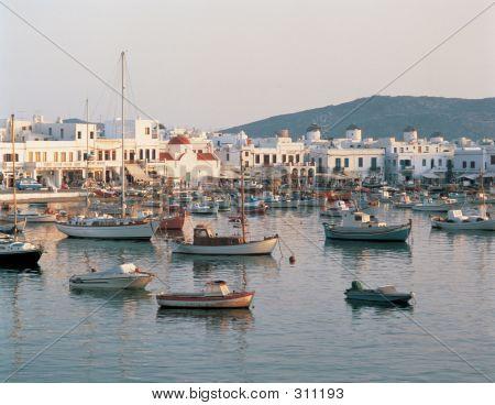 Scene Of Greece