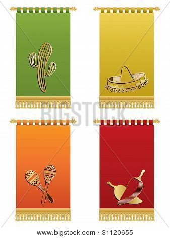 Mexican Wall Hangings