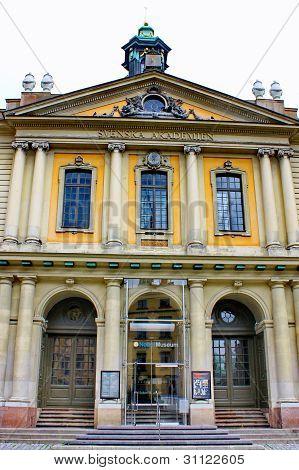 The Swedish Academy