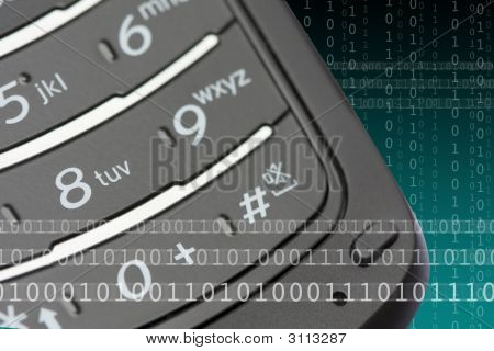 Mobil Telefon-Tastatur
