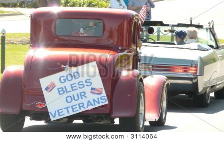 God Bless Our Veterans
