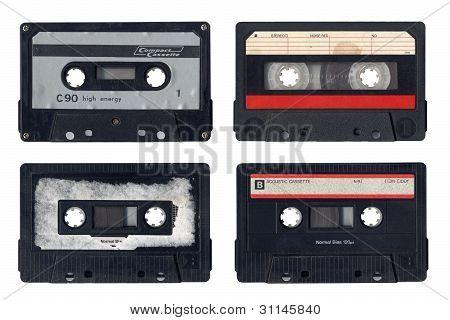 Vintage Compact Cassettes