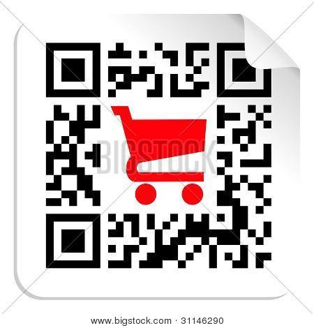 Buy Label Sign Qr Code