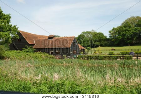 Essex Barn Conversion