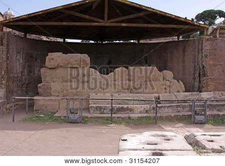 The Temple of Caesar