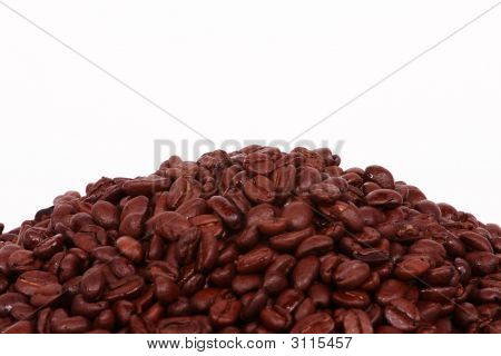 Coffe Bean Background