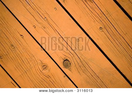 Wood Deck Pattern