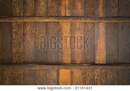 Palmyra  Palm Wood Wall