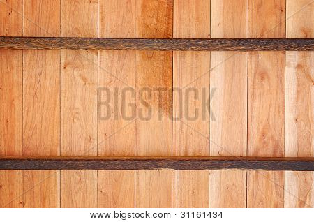 Neem Plant Wood Wall