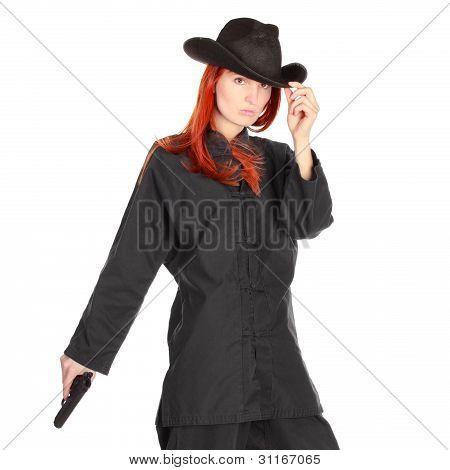 Mulher de espião