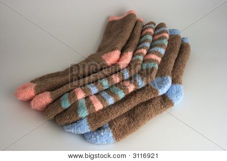 Socks Arrangement