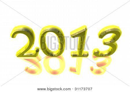 2013 gold year