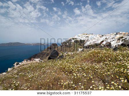 Spring Santorini