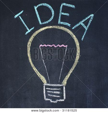 Inspiration Bulb