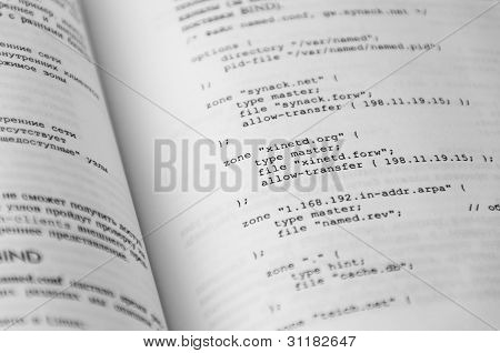 Programming Textbook Page