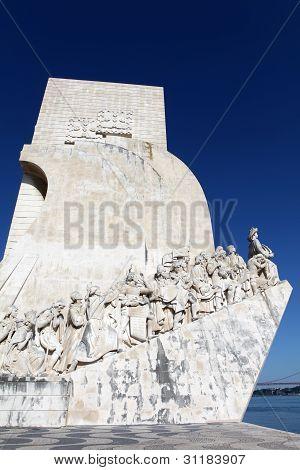 Padrao dos Descobrimentos Lisbon