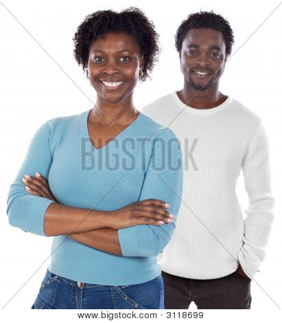 African American Couple