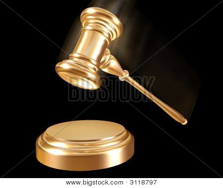 Gold Gavel