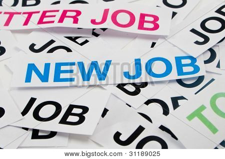 Novo emprego