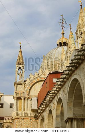 Cathedral of San Marco, Venice, Italy