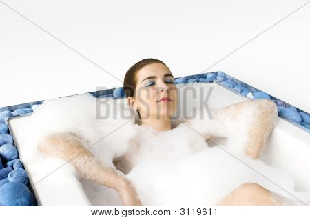 Luxurious Bubble Bath