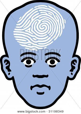 Head Fingerprint