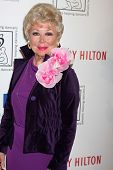 LOS ANGELES - MAR 18: Mitzi Gaynor arrives at the Professional Dancer's Society Gypsy Awards at the