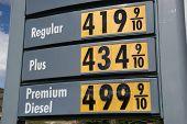 Diesel Price 5 Dollars A Gallon