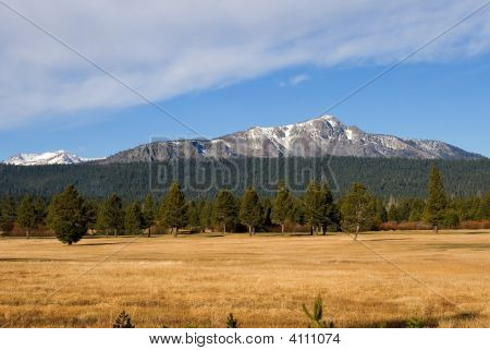 Mountain Near Lake Tahoe
