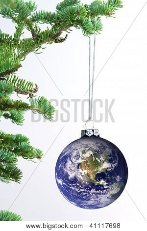 The World As An Ornament