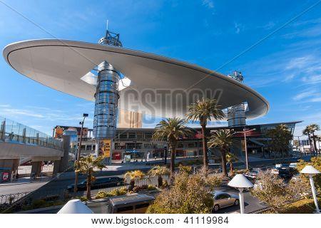 Las Vegas, Nevada - April 11, 2011: Fashion Show Mall Placed At Strip On April 11, 2011 In Las Vegas