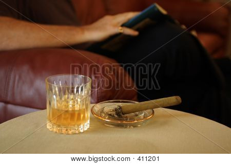 Scotch N Cigar