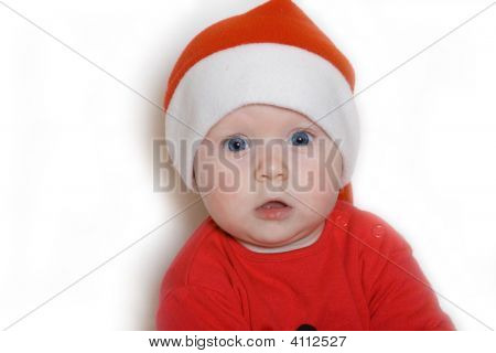 Young Girl In The Red Cap