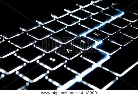 sichere Tastatur