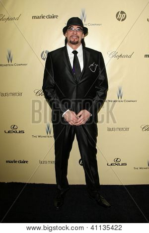 LOS ANGELES - JAN 13:  Ralph Rieckermann arrives at the 2013 Weinstein Post Golden Globe Party at Beverly Hilton Hotel on January 13, 2013 in Beverly Hills, CA..