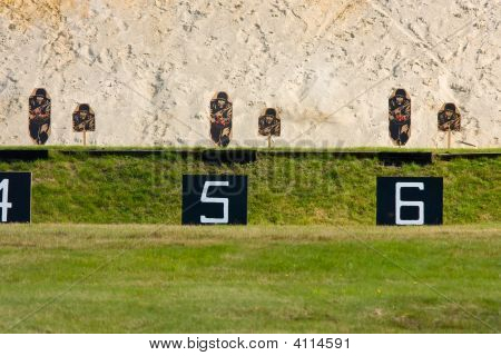 Targets On The Range
