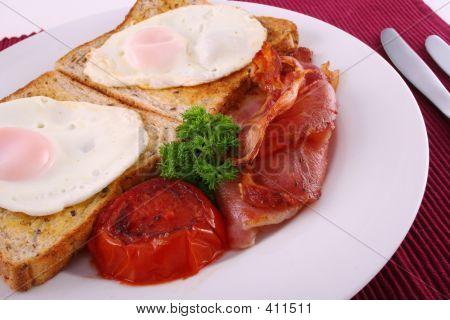 Cooked Breakfast 1