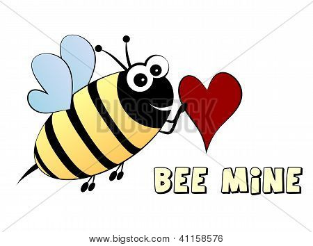 Bee Mine- Love Concept