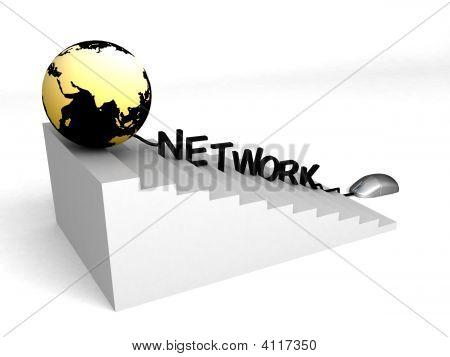 World Progressing Through Networking
