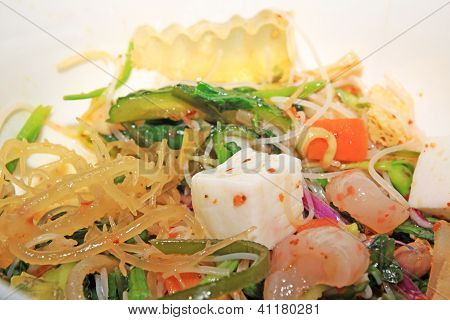 Cucumber Jellyfish Wire
