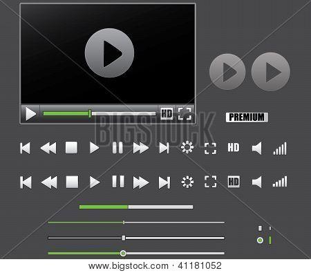 Web Video Player Kit