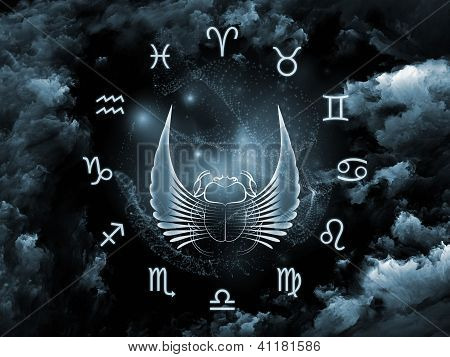 Astrology Arrangement
