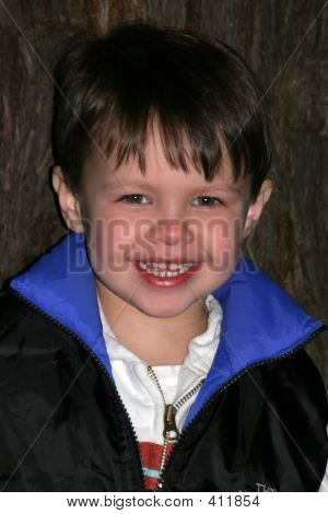 Smiling Toddler (boy)
