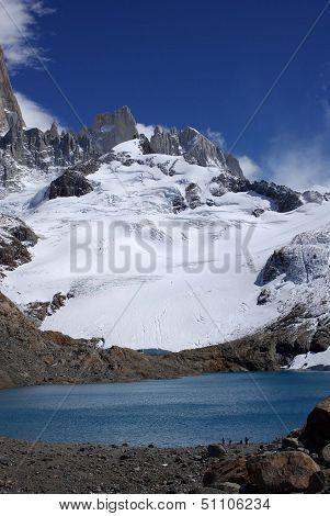 Laguna de Los Tres, Patagonia