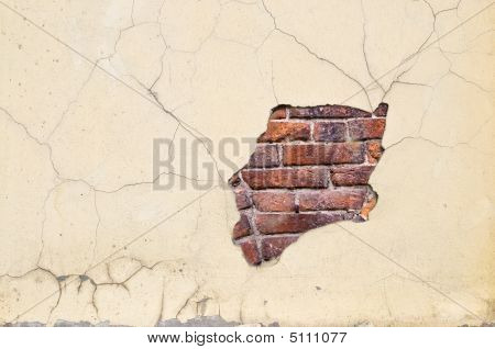 Plaster And Bricks
