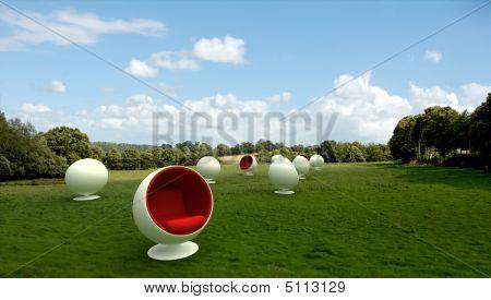 Urban Design In Rural Landscape