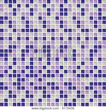 Mosaic Tiles Pattern
