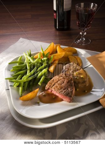 Beef Fillet Meal